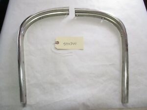 1959 1960 Chevy Sedan Wagon El Camino A Pillar Driprail Trim L r Oem