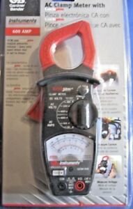 Gardner Bender Ac Clamp Meter Gcm 500 New