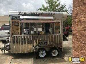 2012 6 X 8 Food Concession Trailer For Sale In Louisiana