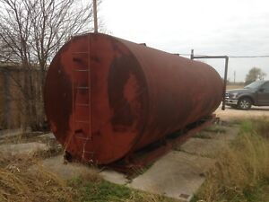 Used Fuel Storage Tanks