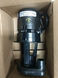 20 0571 3 Manitowoc Water Pump 115 60 1 Model Msp2s n 7513 P n 2005713