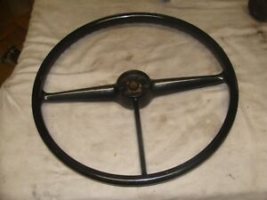 1949 1950 Chevy Steering Wheel Nos