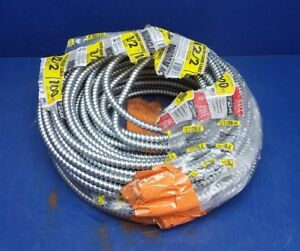 100 Southwire Electrical Wiring Armored Cable 12 2 Cu 5527492