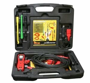 Power Probe Iii Circuit Tester W Lead Set Kit Pp3ls01 Car Diagnostic Test Too
