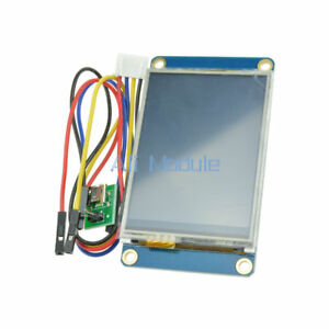 2 4 Nextion Usart Hmi Tft Lcd Display Module For Raspberry Pi 2 A B Arduino L