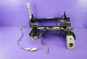 05 10 Jeep Grand Cherokee Front Power Seat Track Rails Motor Driver Left Oem