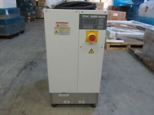 Smc Thermo Chiller Hrb4009z x001 Heat Exchanger Air Water Cooled Neslab 100kw