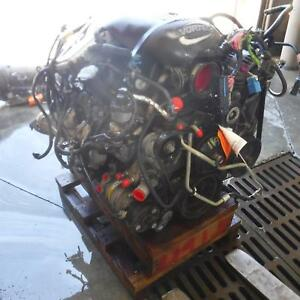 Chevy Silverado 2500 Engine Complete Lift Out 6 0l Gas Vin U 01 02 143k Miles