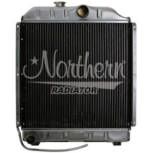Case New Holland Tractor Radiator 17 1 4 X 17 1 4 X 3 1 8 84293170