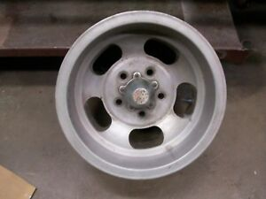 Slotted Aluminum Mag Wheel