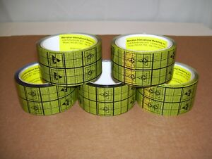 5 Rolls Mercatus M1007 Conductive Grid Tape Esd Protection Antistatic