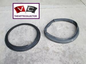 Corvette 73 74 Cowl Induction Air Cleaner Ring Seal 1973 1974 Hood