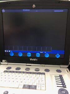 Ge Vivid Ige Portable Ultrasound Comes With Full 3 month Warranty