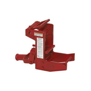 Guardian Fall Protection Wall Jack Portable Malleable Iron Castings 1000 Lbs