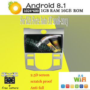 New For Kia Cerato Koup Forte 2008 2013 Android 8 1 Car Radio Stereo Player Gps