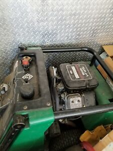 Greenlee Portable Hydraulic Power Unit W 18hp V twin Engine Runs Great