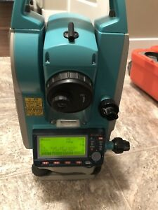 Sokkia Total Station 630r Reflectorless