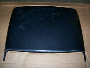 1999 2000 1 2 3 4 Ford Mustang Gt Hood Scoop With Grill Insert Factory