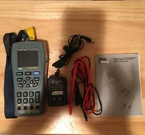 Ideal Securitest 33 891 Cctv Cable Tester Video tested clean