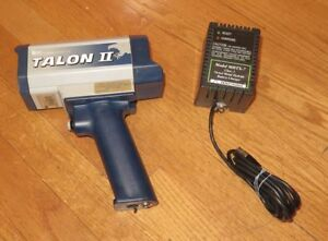 Kustom Signals Talon Ii Ka band Cordless Police Radar Gun W battery Charger