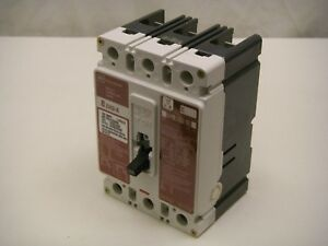 Eaton Cutler Hammer Ehd3100k 3pole 100amp Switch Circuit Breaker New In Box