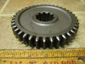 Case 580ck Wheel Tractor Transmission 2nd Countershaft Gear A37732 Backhoe