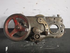 South Bend 9 Lathe Apron Assembly A101 Used Machinist
