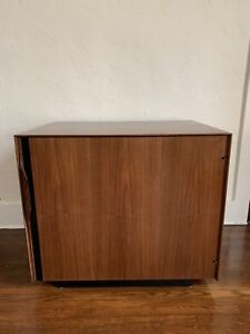 Glenn Of California Nightstand Side Table John Kapel Mid Century Modern
