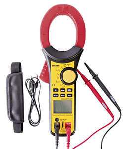 Sperry Instruments Dsa2009trms True Rms Digisnap Digital Clamp Meter 2000a