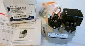 White rodgers Manifold Gas Valve 36c84 912 Ng lp 3 4x3 4 335 New