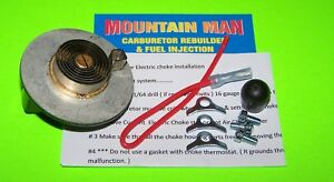 Electric Choke Kit Rochester 4 Jet 4gc Carburetor Hot Air Choke To Electric