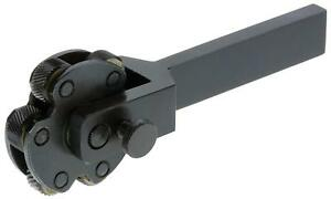 Steelex M1094 6 Head Knurling Tool 3 4 By 5inch New Free Shipping