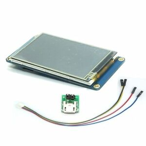 Wishiot Nextion 3 5 Uart Hmi Smart Lcd Module Touch Display Panel Nx4832t035 48