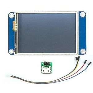 Wishiot Nextion 2 4 quot Uart Hmi Smart Lcd Touch Display Module Nx3224t024