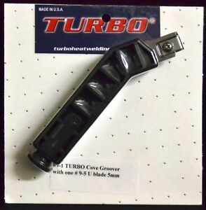 Cove Groover Turbo Heat Welding Tools For Flooring