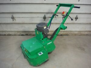 Edco 2ec 1 5b Electric Walk behind 22 Dual Disc 1 5 Hp Concrete Floor Grinder