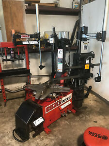 Coats Apx90e Tire Changer Machine