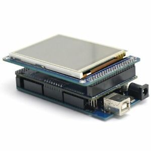 Sainsmart 3 2 quot Tft Lcd Display ft Lcd Adjustable Shield For Arduino Uno