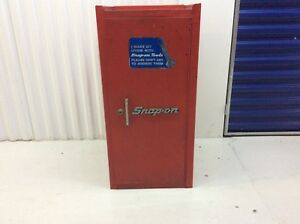 Snap On Tool Box Kr 274e three Drawer Side Box no Key see Photos
