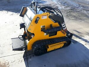 Boxer 322d Mini Skid Steer Loader Kubota Diesel