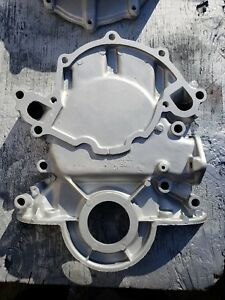 1969 71 302 351w Timing Cover C90e 6059 A Used