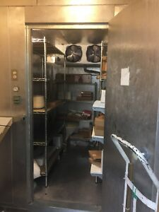 Icekold 6 x8 Walk In Freezer Slightly Used Great Condition