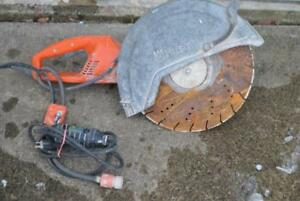 Husqvarna Corded Electric K3000 Wet Cut off Concrete demo Saw