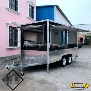 2018 8 X 18 Food Concession Trailer For Sale In Texas