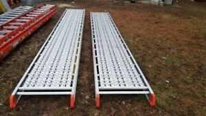 New Louisville 16 Ft X 28 In 750 Lb Weight Rated Walk Plank Pic Scaffold