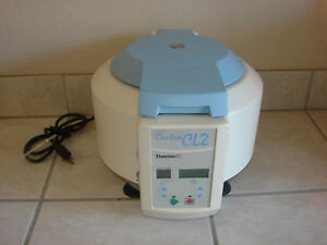 Thermo Iec Centra Cl2 Centrifuge Spinner