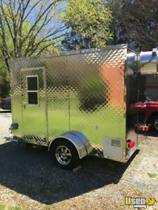 2015 6 X 10 Food Concession Trailer For Sale In North Carolina