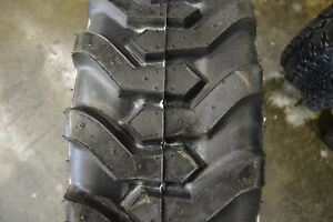 28x8 50 15 Tire R 4 Trac Loader 6ply blemished 2885015