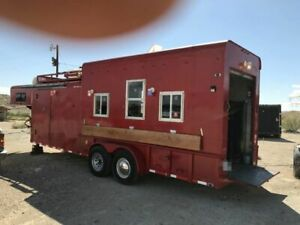 80 X 24 Mobile Kitchen Food Concession Trailer For Sale In Texas