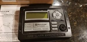 Notifier N ann 80 Fire Alarm Annunciator